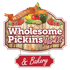 Wholesome Pickins Market & Bakery in Delhi